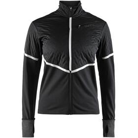Craft Urban Run Thermal Wind Jacket Women black/silver reflective
